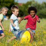 Aktiviti Bersukan bagi Kanak-kanak