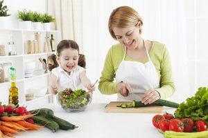 Amalan 5 Sayur-sayuran dan Buah-buahan