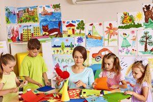 Guru Kreatif, Anak Positif