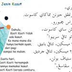 Betulkah Asal Usul Tulisan Jawi Dari Tanah Jawa?