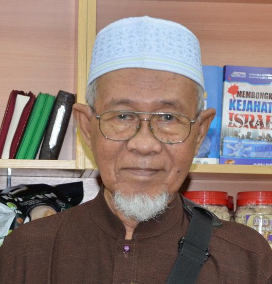 Haji Hamdan Abdul Rahman