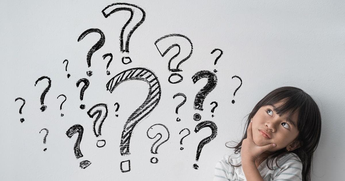 Apabila Anak Bertanya Soalan Yang Sukar Dijawab